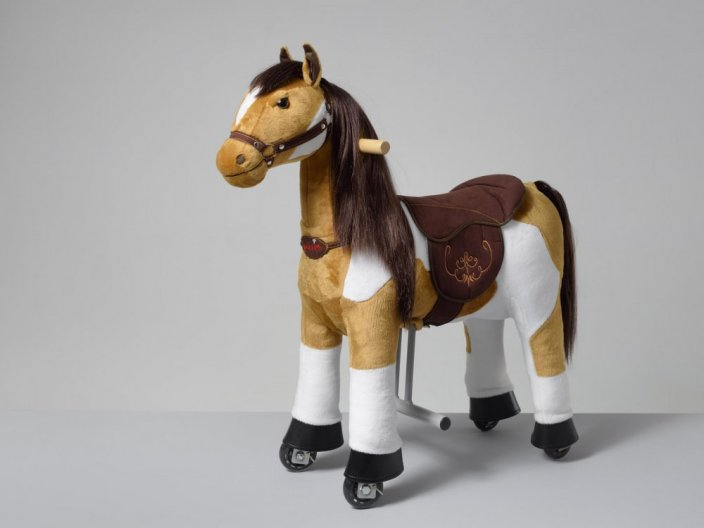 Mechanical riding horse Ponnie Misty S