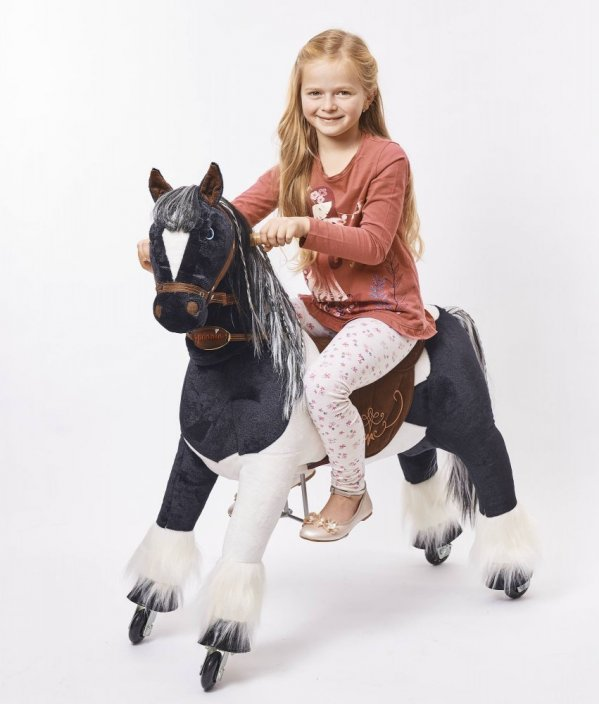 Mechanical riding horse Ponnie Domino M