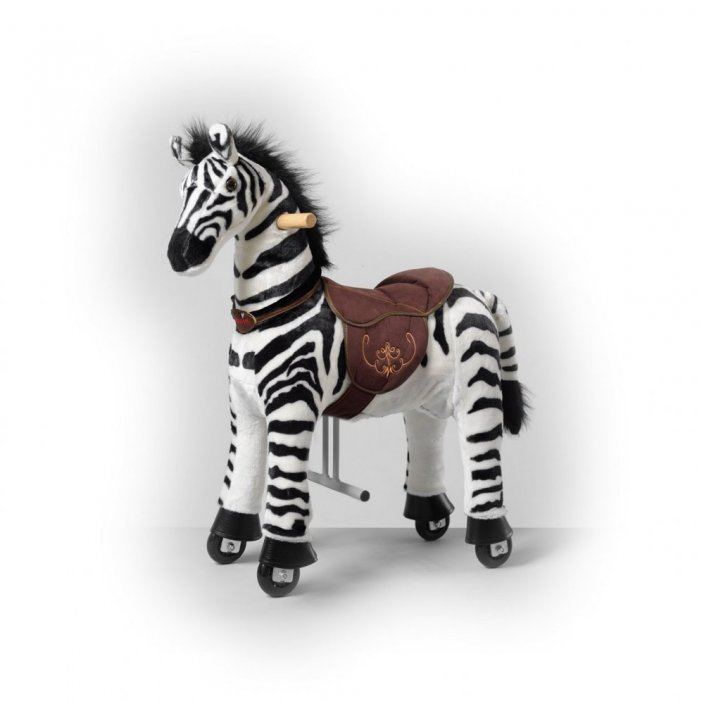 Mechanical riding Zebra Ponnie Dixi S